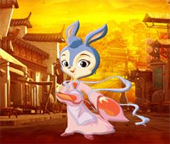 猫蓝兔七侠_蓝兔